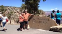 A hike in The Grand Canyon – Part 9 – The morning after!