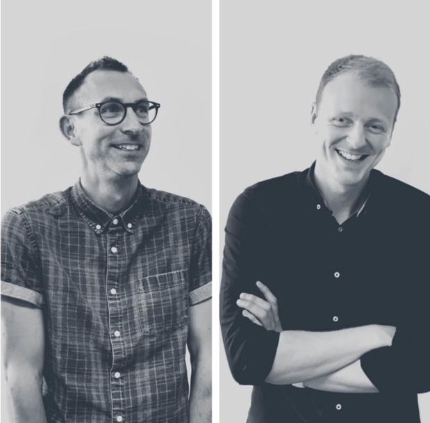 Pinky Pals: Wondrous – Ben Baker & Richard Conyers